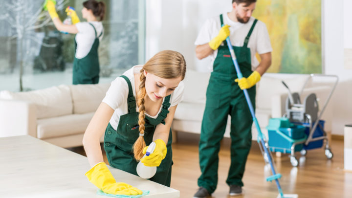 Find The Finest Janitorial Service in Los Angeles