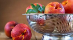 colander and a strainer