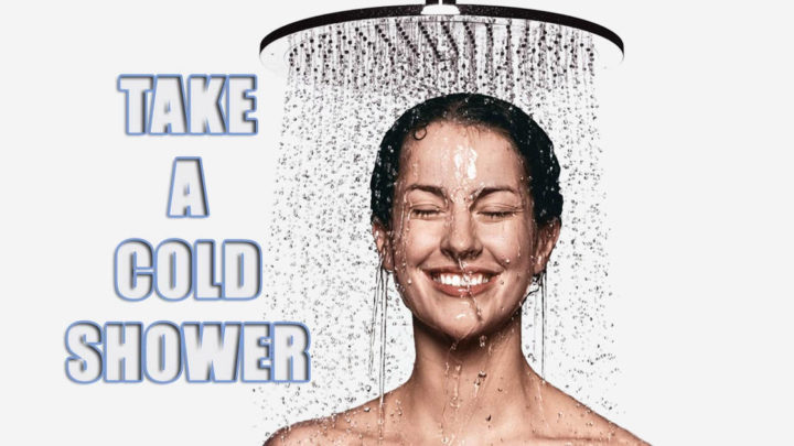 Cold Shower and Healthy Life