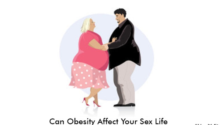 How Obesity Affects Your Sex Life?