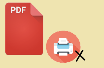Know Why Adobe PDF Document Could Not Be Printed