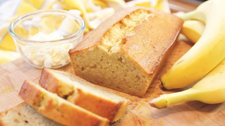 4 Amazing Health Benefits of a Yummy Banana Cake