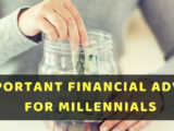 Important Financial Advice for Millennials