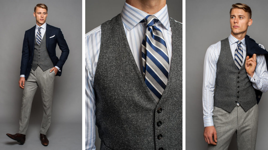5 Tips For Men to Wear A Waistcoat With Style
