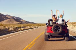 4 Suggestions for Staying Stylish on A Road Trip
