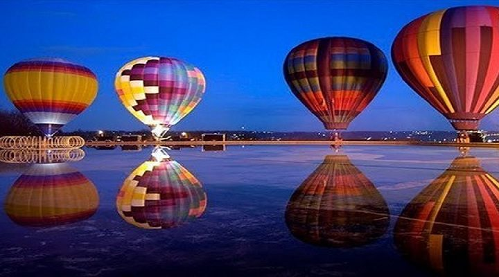 Take a Hot Air Balloon Ride in Jaipur for the Ultimate Air Safari!