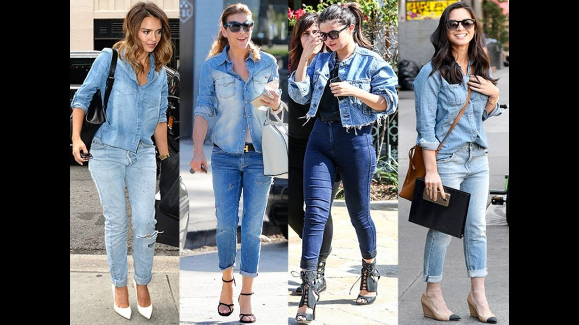How to Enhance the Look with Denim Dungarees