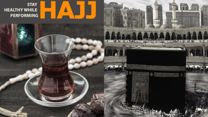 Stay Healthy while Performing Hajj