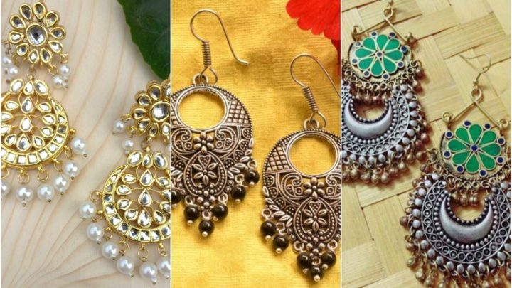 Bejewel Yourself With These Adorable Earrings