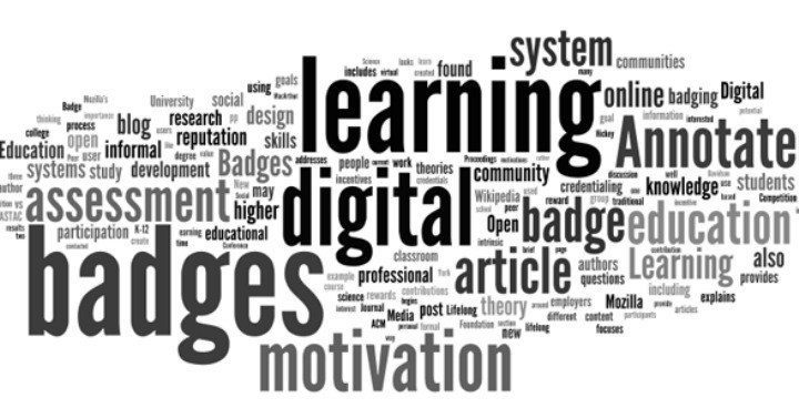 Embrace Digital Badges as they are the Future of Education