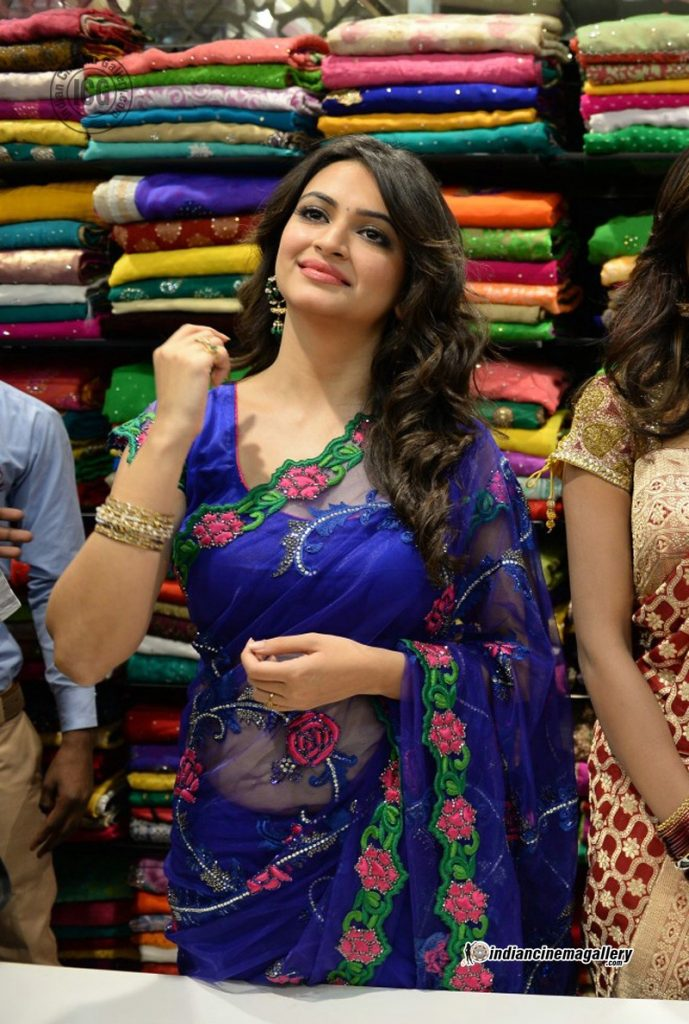 kriti kharbanda saree