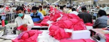 garment factories in Bangladesh.