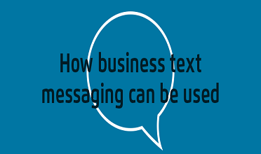 text messages for business