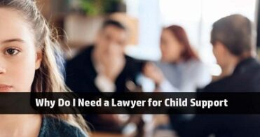 Lawyer for Child Support